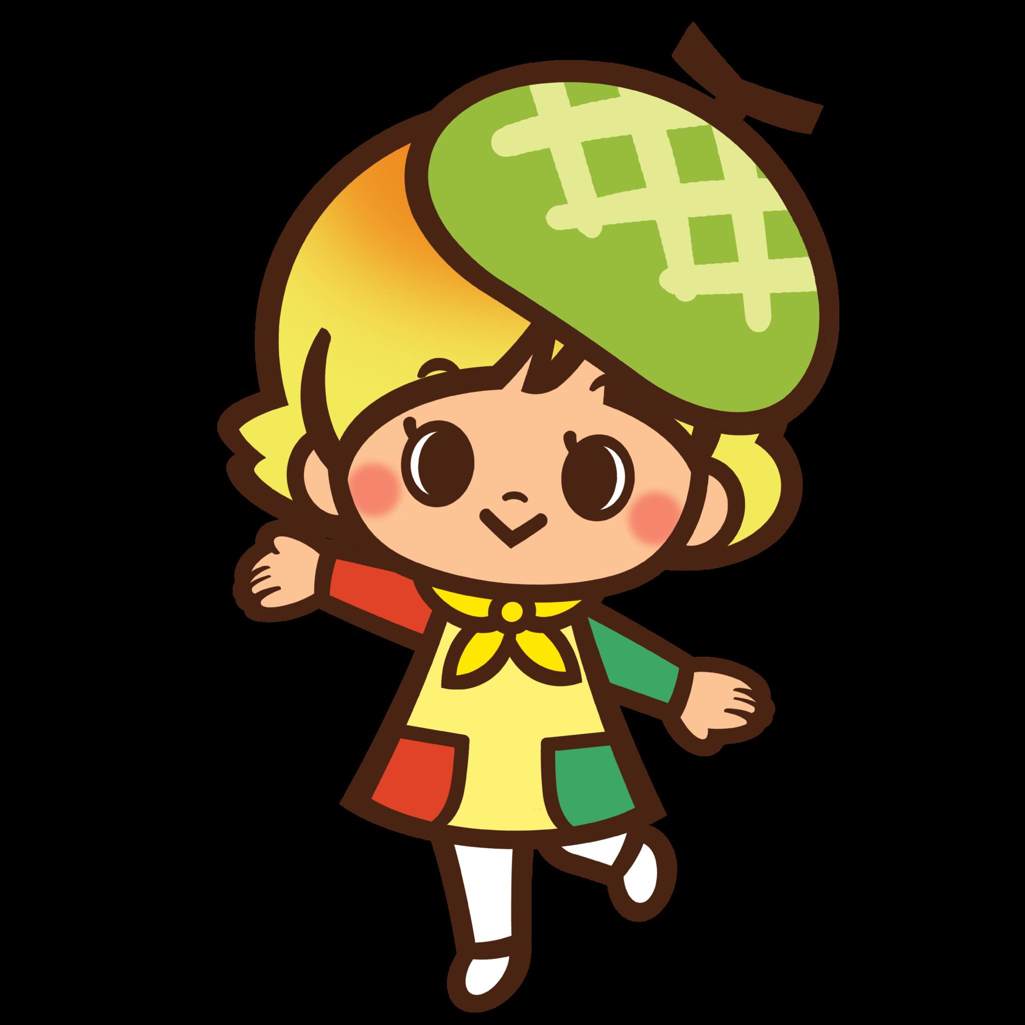 character_melonpanhoikuen_melon